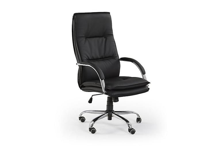 Crottie Kontorstol - Svart - Møbler - Stoler - Kontorstol & skrivebordsstol