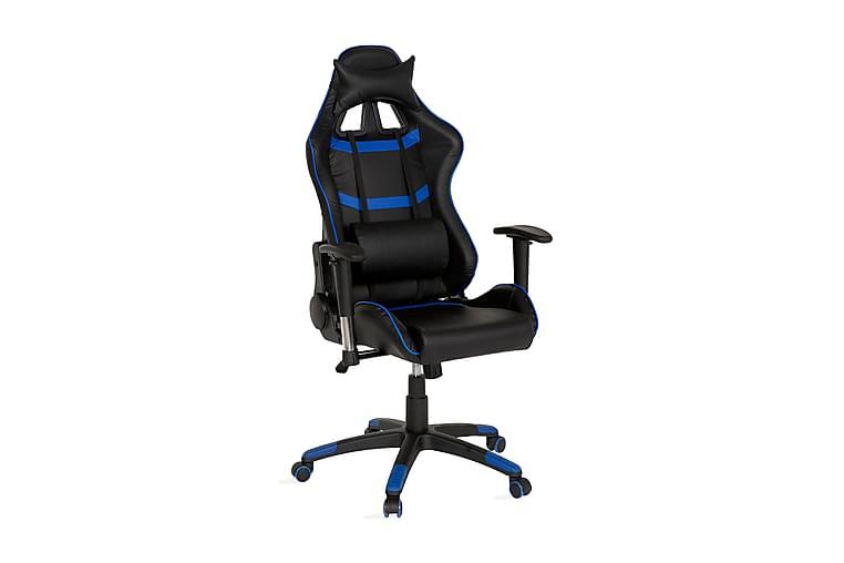 Falsetti Gamingstol - Blå/Svart - Møbler - Stoler - Kontorstol & skrivebordsstol