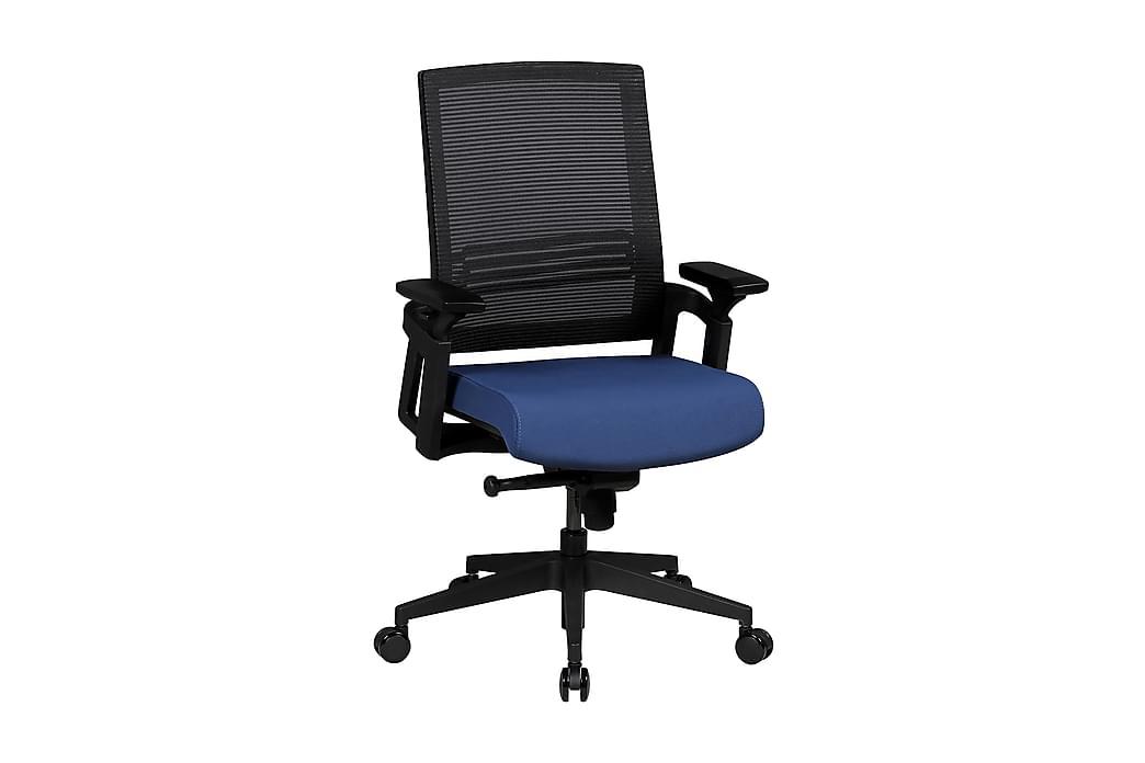 Landero Kontorstol - Blå - Møbler - Stoler - Kontorstol & skrivebordsstol