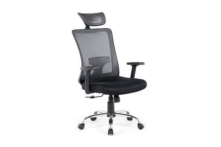 Noble Kontorstol - Svart - Møbler - Stoler - Kontorstol & skrivebordsstol