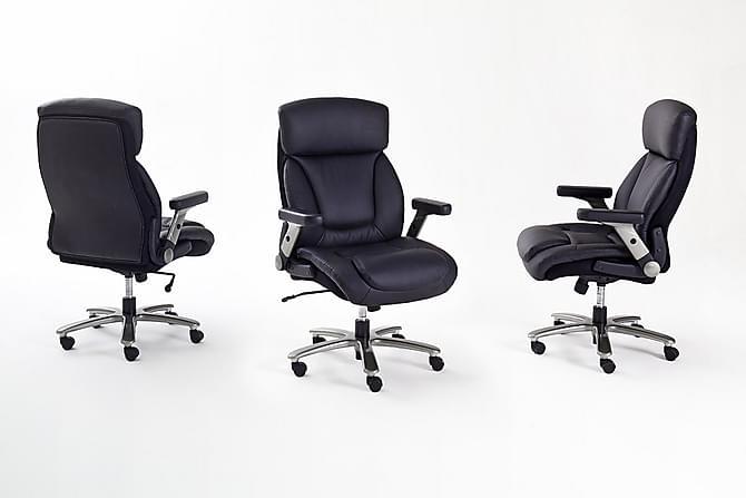 Real Kontorstol - Svart - Møbler - Stoler - Kontorstol & skrivebordsstol