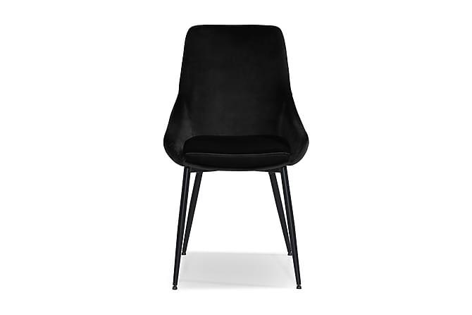 Alsarp Kjøkkenstol - Svart - Møbler - Stoler - Spisestuestoler & kjøkkenstoler