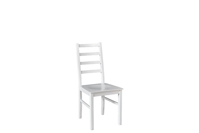 Ashingdon Spisestol - Hvit - Møbler - Stoler - Spisestuestoler & kjøkkenstoler