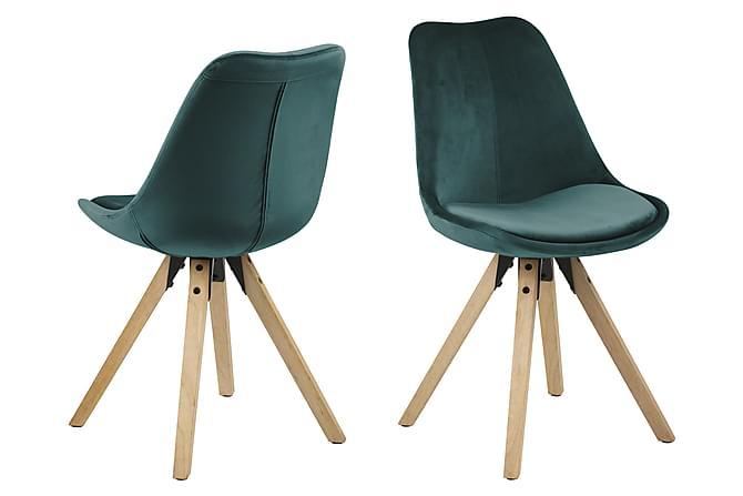 Bellvik Kjøkkenstol - Turkis - Møbler - Stoler - Spisestuestoler & kjøkkenstoler
