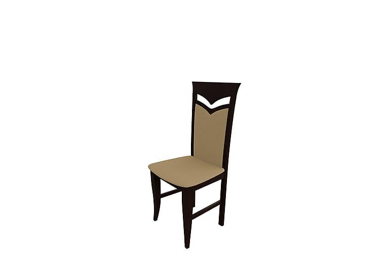 Larita Spisestol 45x45x95 cm - Tre/Natur - Møbler - Stoler - Spisestuestoler & kjøkkenstoler