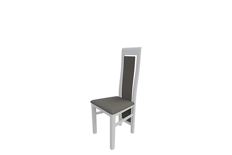 Luceria Spisestol - Hvit/Økolær - Møbler - Stoler - Spisestuestoler & kjøkkenstoler