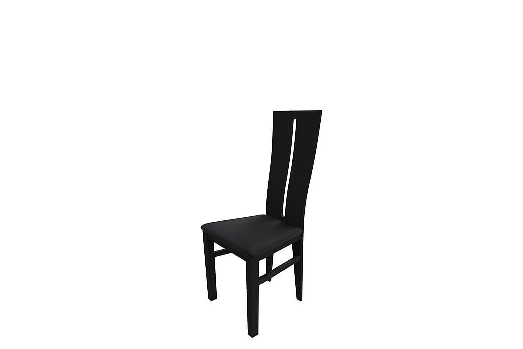Marni Spisestol 45x45x104 cm - Wenge - Møbler - Stoler - Spisestuestoler & kjøkkenstoler