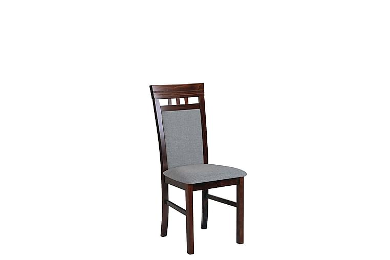 Milano Spisestol 43x40x96 cm - Valnøtt - Møbler - Stoler - Spisestuestoler & kjøkkenstoler
