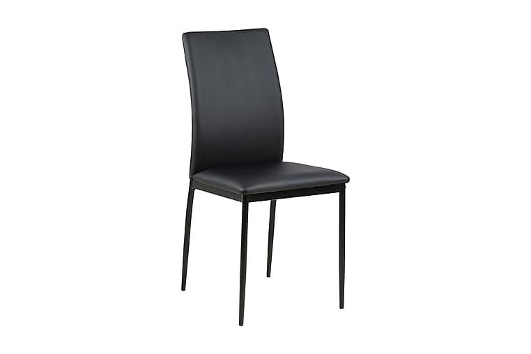Timjan Spisestol - Svart - Møbler - Stoler - Spisestuestoler & kjøkkenstoler