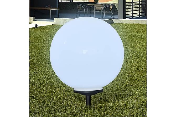 Ulkolamput polulle 2 kpl LED 50 cm maapiikillä - Møbler - Stoler - Spisestuestoler & kjøkkenstoler