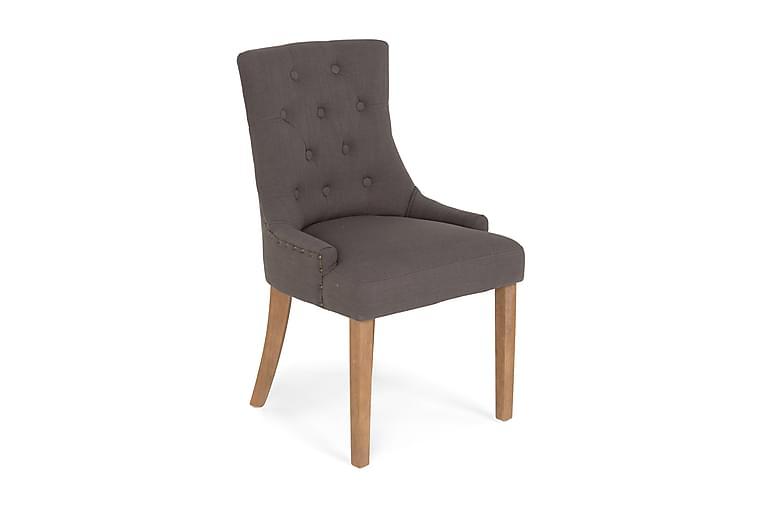 Viktoria Lenestol - Grå/Vintage - Møbler - Stoler - Spisestuestoler & kjøkkenstoler