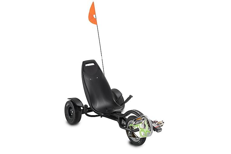 Exit Pro 100 Trehjuling - Svart - Sport & fritid - Friluftsliv - Sykler