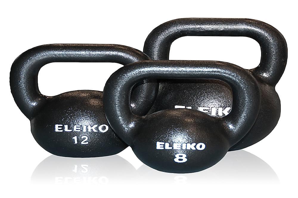 Kettlebell Eleiko Training - Sport & fritid - Hjemmetrening - Vekter & vektstenger