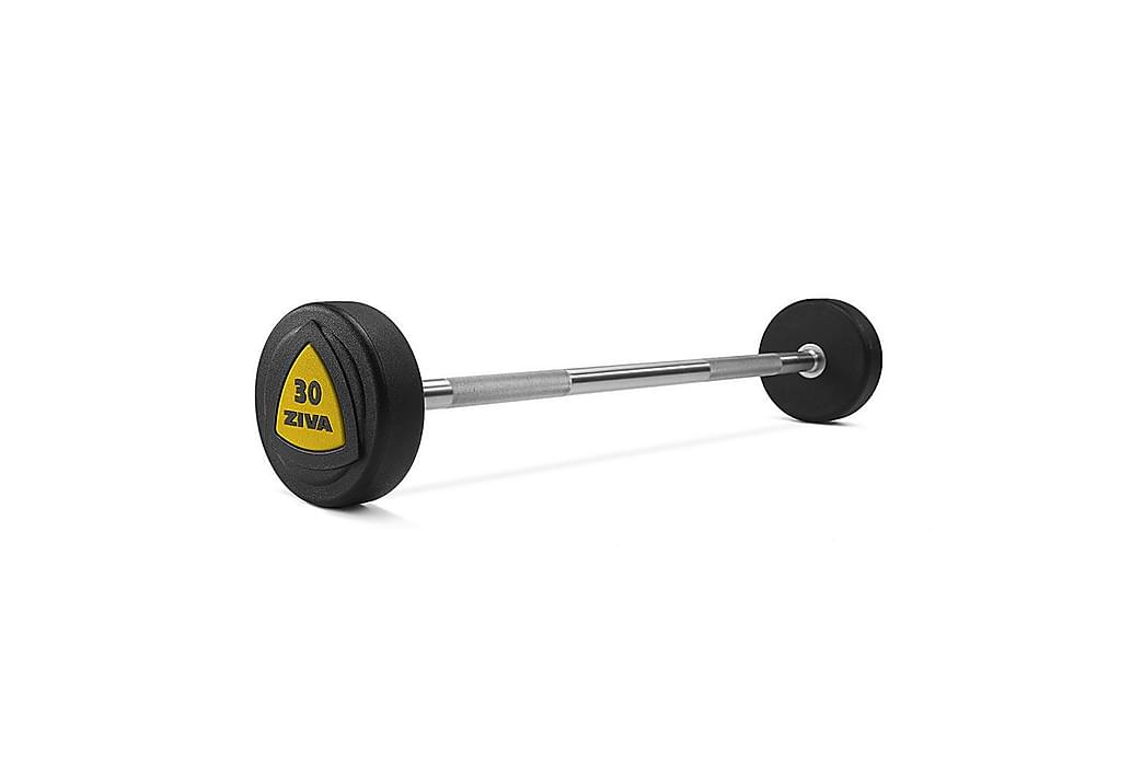 Zvo Solid Steel Urethane Barbell - Sport & fritid - Hjemmetrening - Vekter & vektstenger