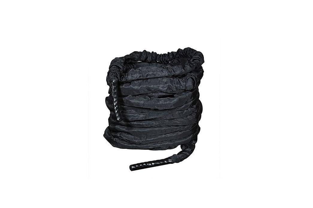 Battle Rope Med Nylon Trekk 15 M - Sport & fritid - Hjemmetrening - Treningsutstyr
