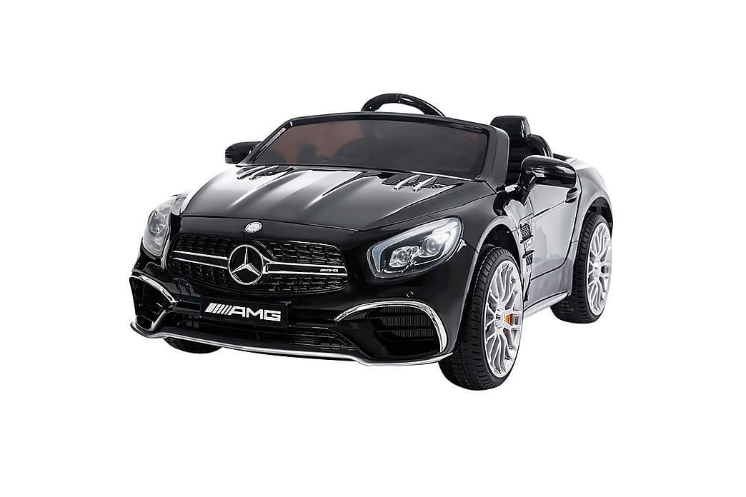 Elbil Mercedes-Benz AMG SL65 Svart - Sport & fritid - Hjemmetrening - Treningsutstyr