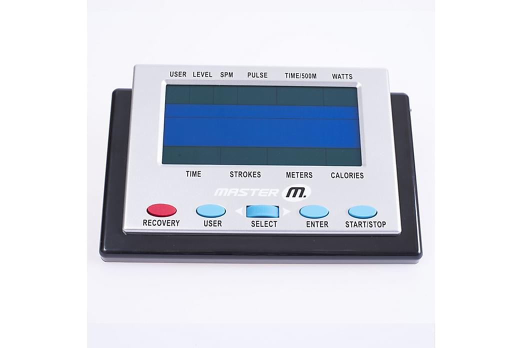 Master R6040 Display Ver 1 - Sport & fritid - Hjemmetrening - Treningsutstyr
