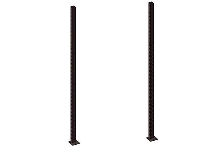Stolpe Master Fitness Uprights 275 cm 2-pakke - Sport & fritid - Hjemmetrening - Treningsutstyr
