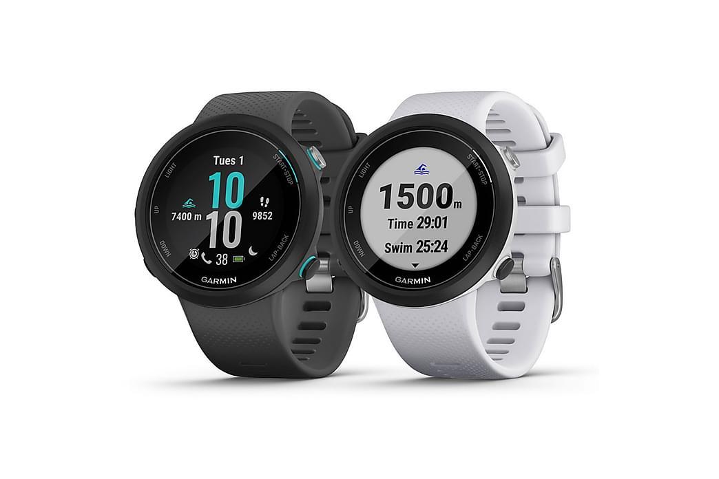 Swim 2 Smartwatch Hvit - Sport & fritid - Hjemmetrening - Treningsutstyr
